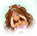 Flora Icon - the-winx-club icon