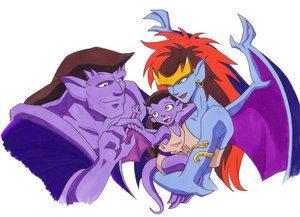 Gargoyle Family