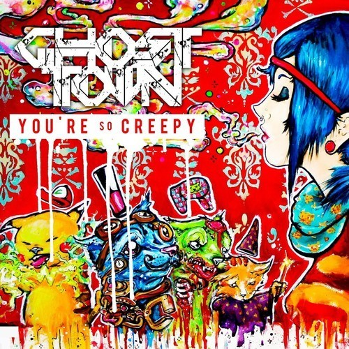 Ghost Town wallpaper called Ghost town - You're so Creepy
