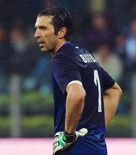 Gianluigi Buffon 2013
