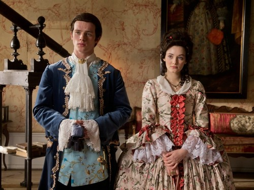 Gideon de Villiers and Gwendolyn Shepherd