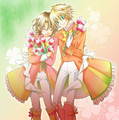Gil and Oz - pandora-hearts photo