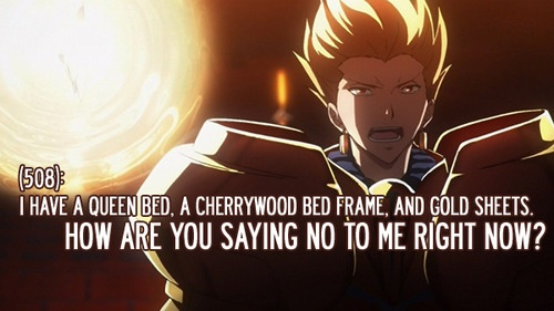 Gilgamesh's 'Words of Wisdom'