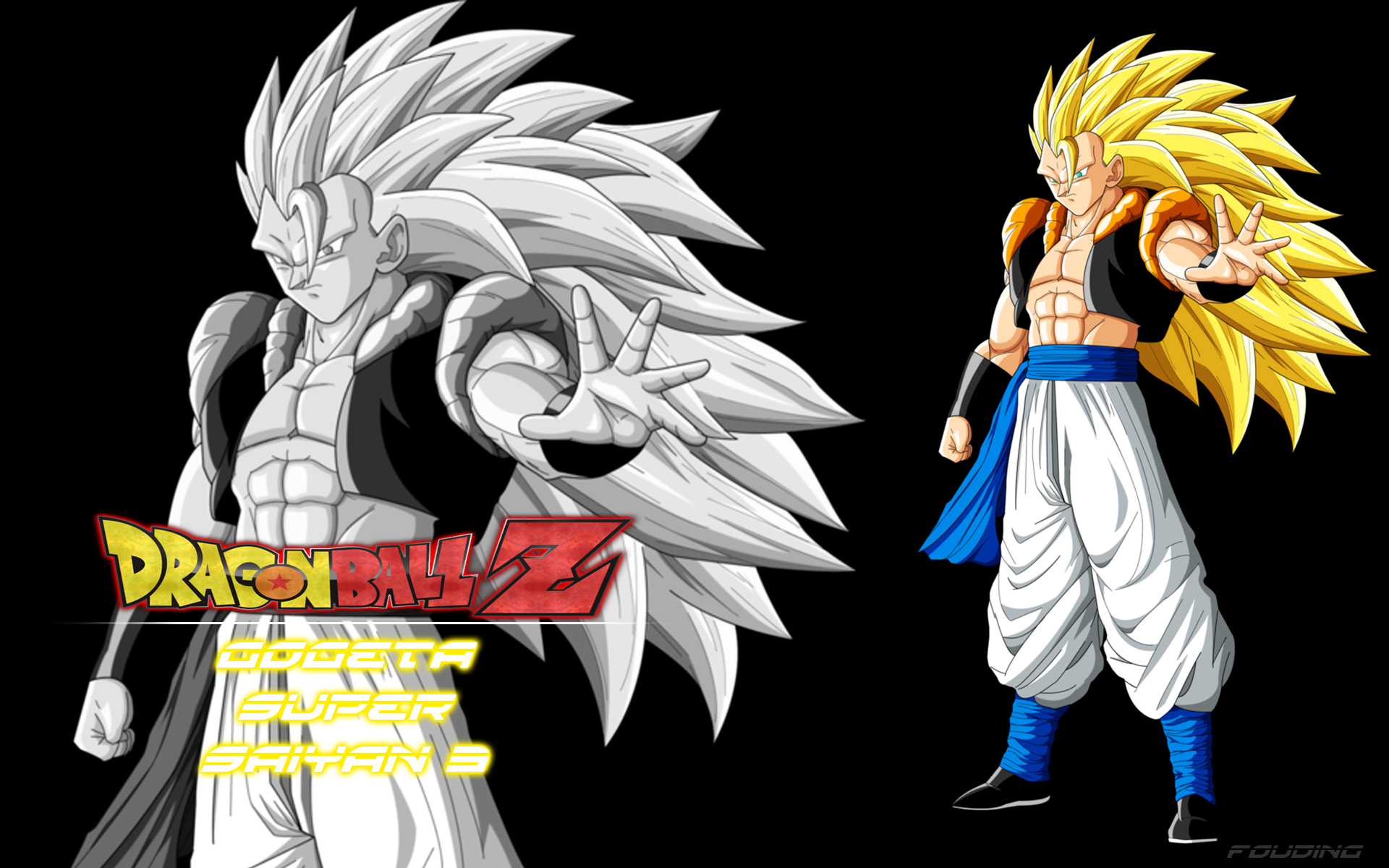 Dragon Ball All Fusion Images Gogeta HD Wallpaper And Background Photos