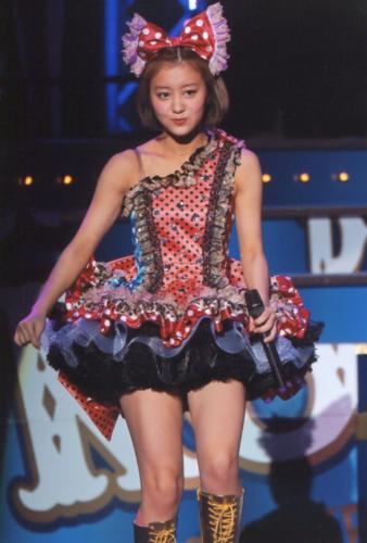 Hagiwara Mai in Hello! Project Live Winter Viva! and Bravo!