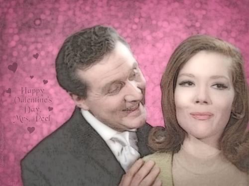 Happy Valentine's Day, Mrs. Peel