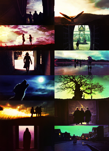 Harry Potter Silhouette