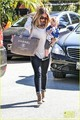 Hilary Duff and Luca ON JAN 18 2013  - hilary-duff photo