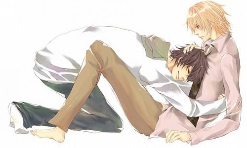 Hiroki and Nowaki