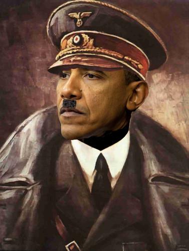 Hitler Obama 2