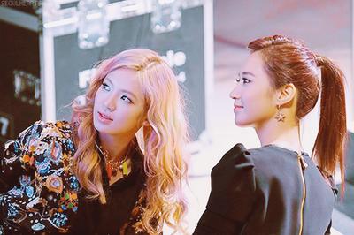 Hyoyeon & Yuri