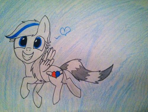 I'm a ponyyyyyyyyyyyy~ :D