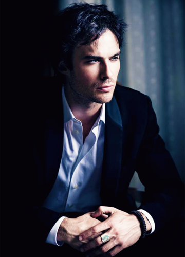 Ian Somerhalder wallpaper with a business suit, a suit, and a three piece suit titled Ian Somerhalder