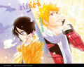Ichi♥Ruki - ichigo-and-rukia-sun-and-moon fan art