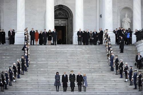 Inauguration giorno 2013