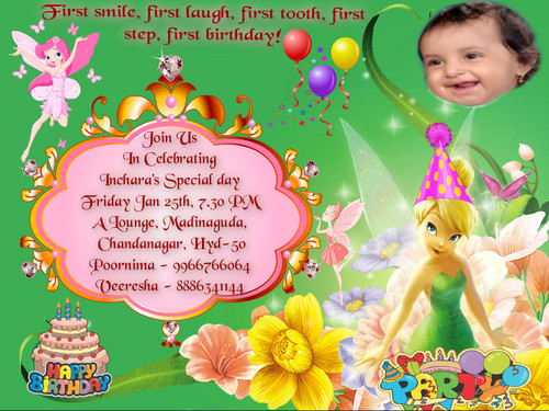 Inchara B'day card