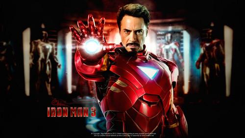 Iron Man ~ Digital Painting