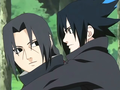 Itachi and Sasuke Screenshot