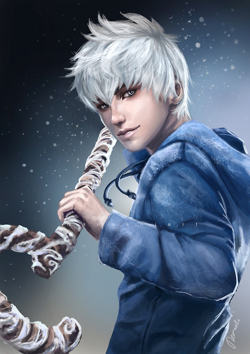jack frost rise of the guardians fan art - photo #19