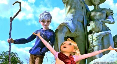 Jack/Rapunzel