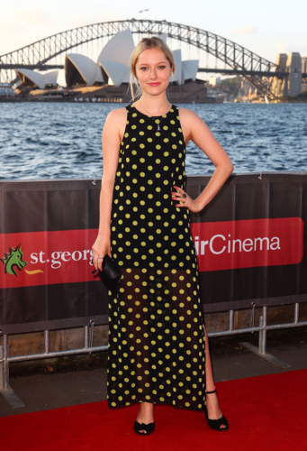 Georgina Haig fondo de pantalla called January 10: OpenAir Cinema Opening Night