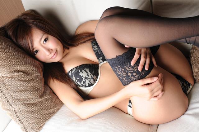 Фото японок в чулках