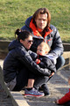 Jared,Gen and Thomas Colton Padalecki