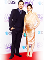 Jay and Kristin @PCAs 2013