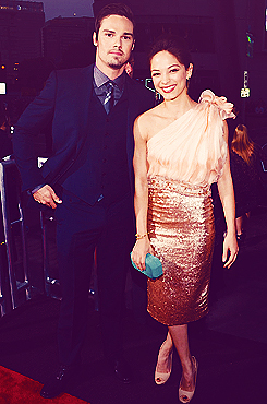 Jay Ryan And Kristin Kreuk Tumblr Jay Ryan Jay and Kristin PCAsKristin Kreuk And Jay Ryan Tumblr