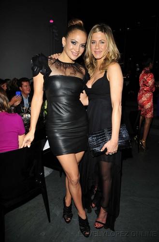 Jennifer Aniston & Jennifer Lopez [2011]