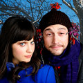Joe& Zooey - joseph-gordon-levitt photo