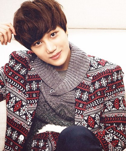 Kim Jong In Images Kai~♥ Wallpaper And Background Photos