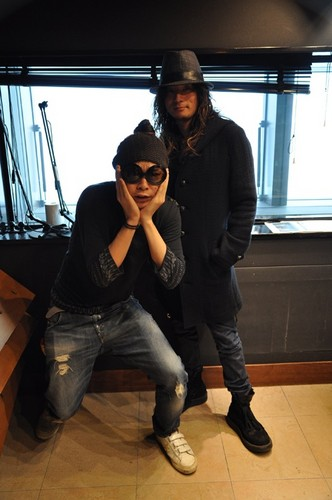 Kaoru and Tatsurou - JACK IN THE RADIO 17th January