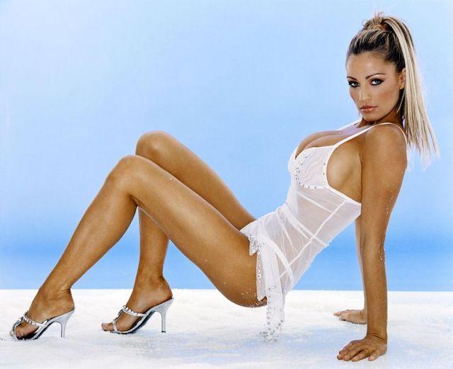 Фото моделі голі
