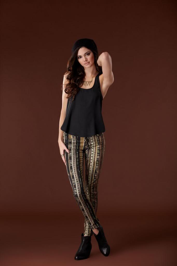 Kendall for Car Mar Denim