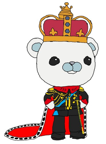 King Barnacles Bear
