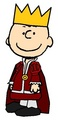 King Charlie - peanuts fan art