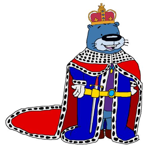 King Ernest otter