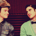 Klaine!! - kurt-and-blaine icon