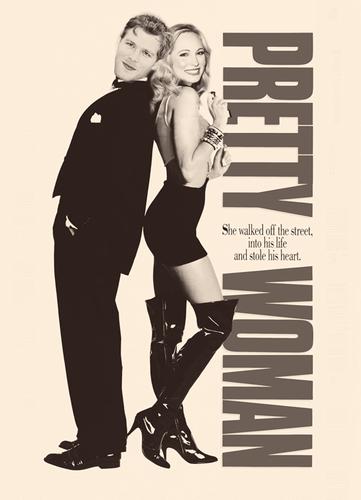 Klaroline in movie posters