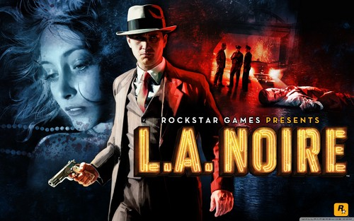 L.A. Noire - video-games Wallpaper