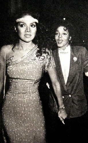 Latoya And Janet 1984