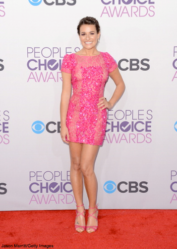 Lea at the PCA