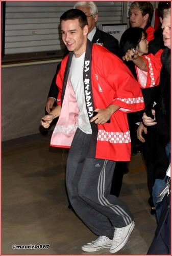 Liam Tokio 2013