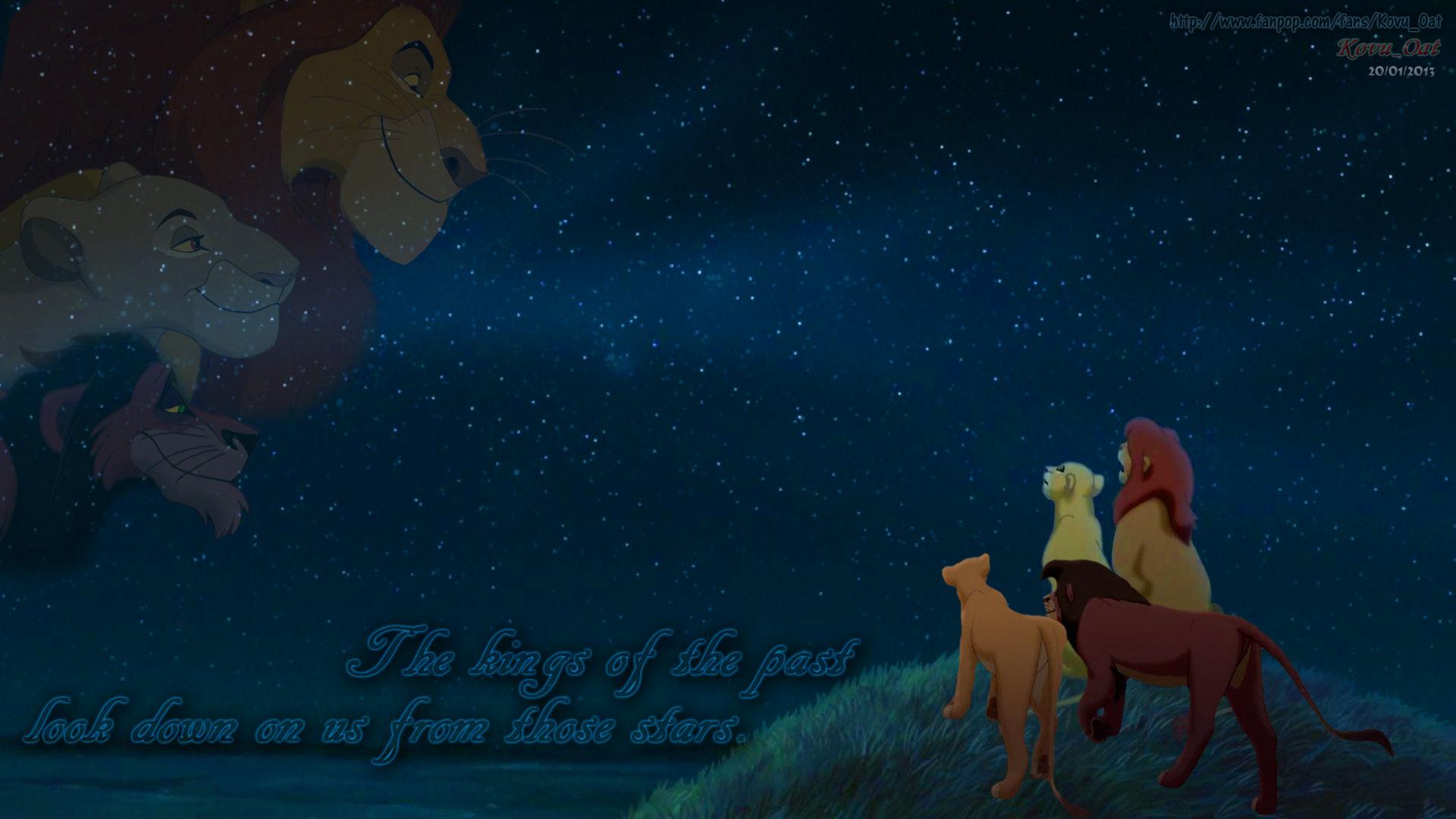 Lion King Family Old Current selanjutnya Generation HD