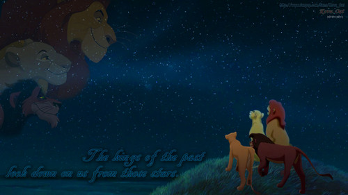 Lion King Family Old Current seguinte Generation HD
