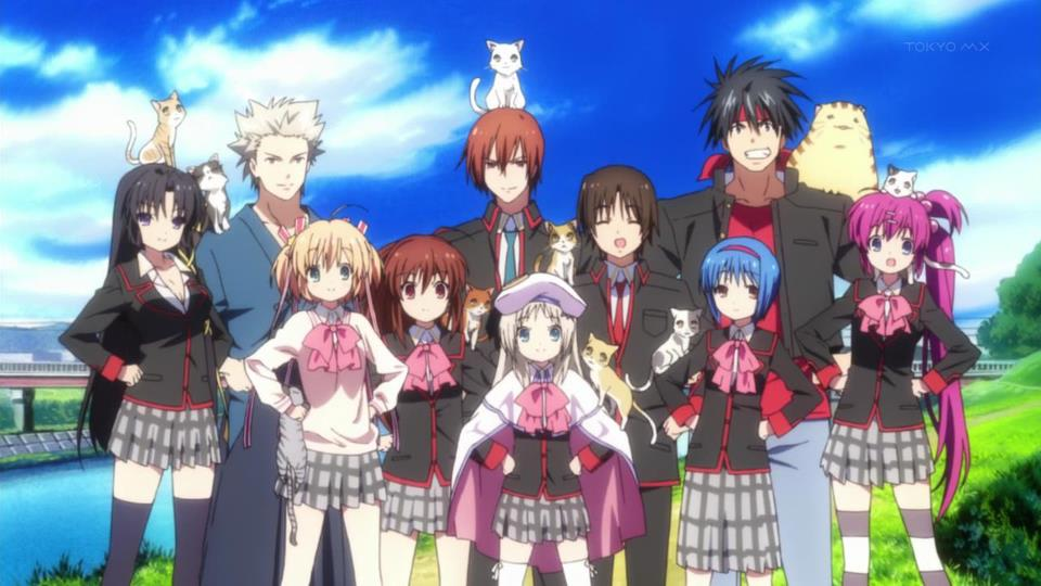 Little Busters - Little Busters! Photo (33361435) - Fanpop fanclubs