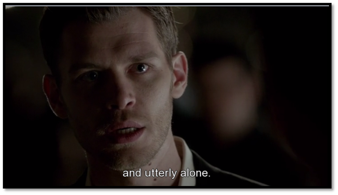 vampire diaries love quotes klaus - photo #1