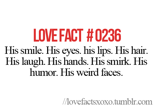 love articles facts