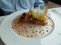 Lunch at Le Jules Verne in the Eiffel Tower - food photo